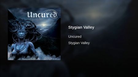 Uncured release new song 'Stygian Valley'