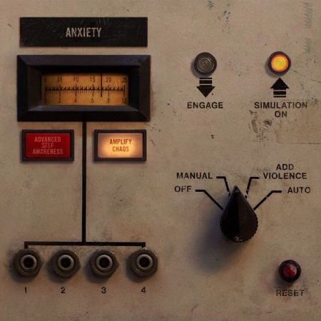 Album review: Nine Inch Nails 'Add Violence'