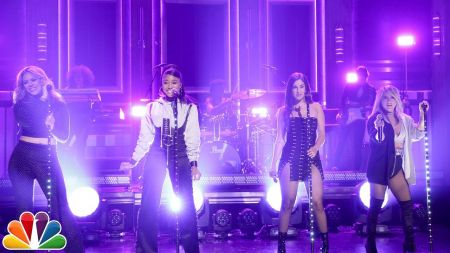 Fifth Harmony announce self-titled third album on 'The Tonight Show'