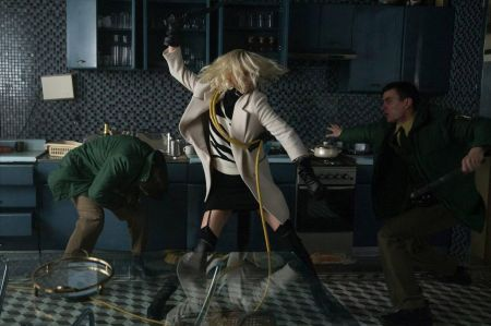 Movie review: 'Atomic Blonde' has style, if nothing else
