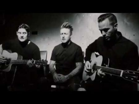 Papa Roach shares acoustic performance of 'American Dreams'