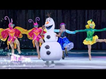 Disney On Ice Dream Big headed to Bakersfield's Rabobank Arena this November