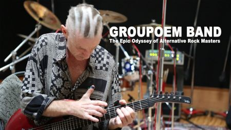 Groupoem returns after 25 years with 'Dirt Church'