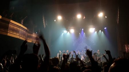 Mighty Mighty Bosstones close out New York City's Webster Hall
