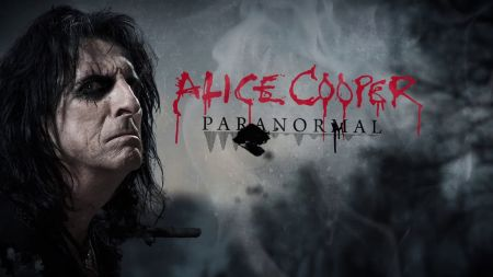 Alice Cooper calls up some old friends for his new album 'Paranormal'