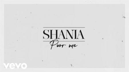 Listen: Shania Twain revisits her divorce on dark track 'Poor Me'