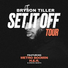 Bryson Tiller tickets at The Classic Amphitheater at Richmond Raceway in Richmond