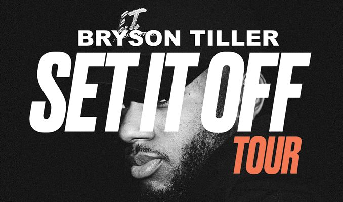 Bryson Tiller tickets at Wolf Trap in Vienna