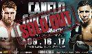 Canelo vs Golovkin tickets at T-Mobile Arena in Las Vegas