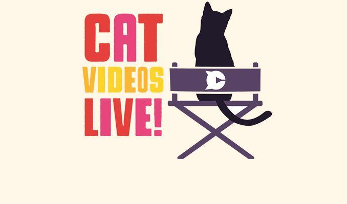 Cat Videos Live! tickets at The Regency Ballroom in San Francisco