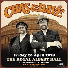 Chas & Dave tickets at Royal Albert Hall in London