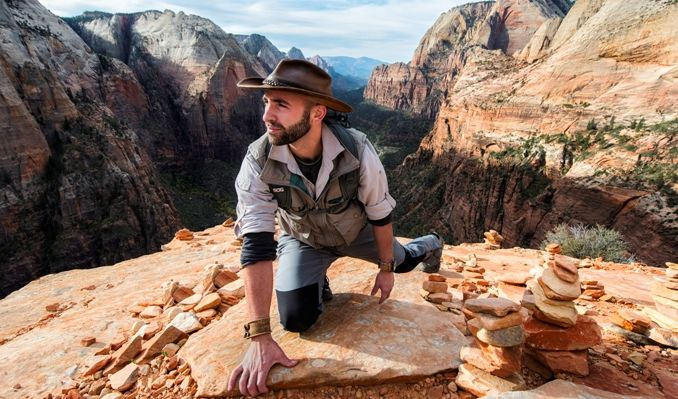 Coyote Peterson tickets at Athenaeum Theatre, Chicago