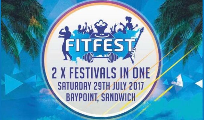 Fit-Fest tickets at Baypoint Sports Club, Sandwich