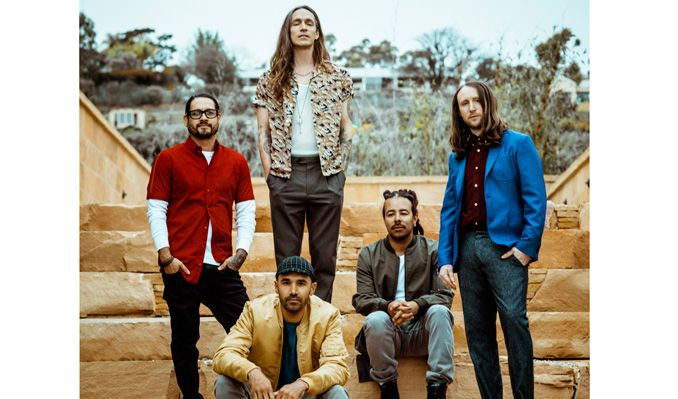 Incubus tickets at Santa Barbara Bowl in Santa Barbara
