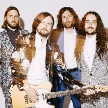 J Roddy Walston and the Business tickets at Gothic Theatre in Englewood