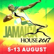 Jamaica House 2017 tickets at indigo at The O2, London