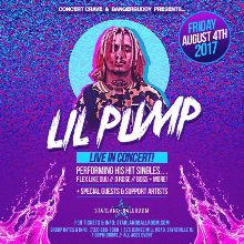 Lil Pump tickets at Starland Ballroom in Sayreville