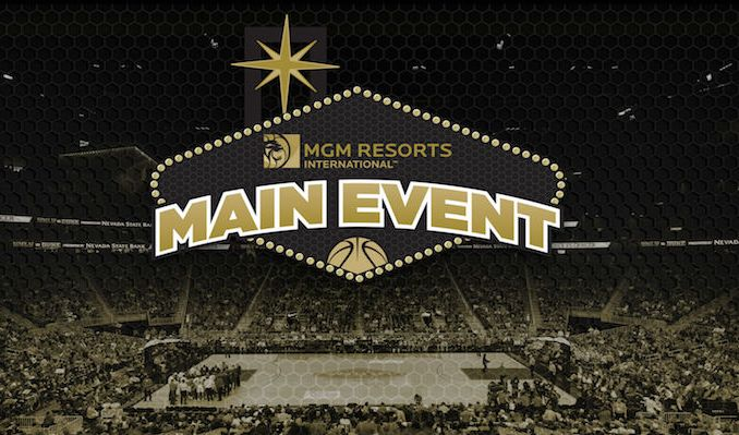 Main Event Basketball Session 1 tickets at T-Mobile Arena in Las Vegas