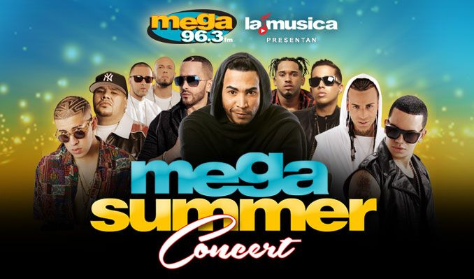 Mega Summer Concert tickets at STAPLES Center in Los Angeles