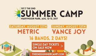 Metric, Bishop Briggs, K Flay, Bob Moses, Minus The Bear, MISSIO, The Fame Riot tickets at King County's Marymoor Park in Redmond