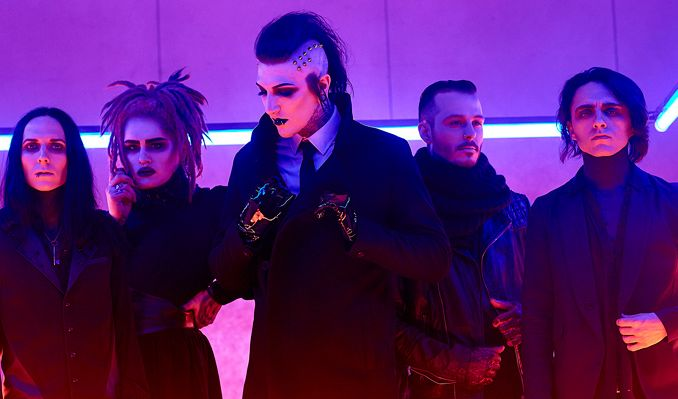 Motionless In White tickets at Rams Head Live!, Baltimore tickets at Rams Head Live!, Baltimore