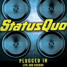 Status Quo - Plugged In November-December 2017 tickets
