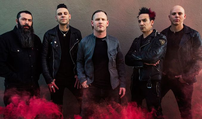 Stone Sour tickets at Arvest Bank Theatre at The Midland in Kansas City