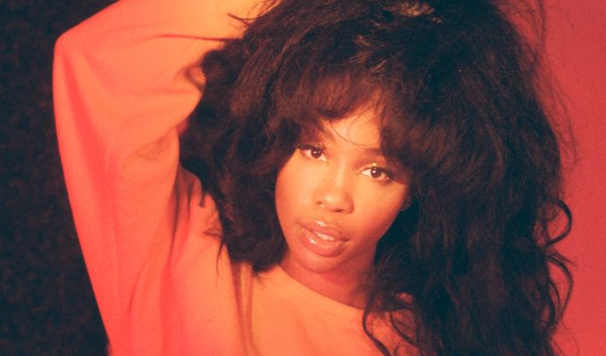 SZA moved to The Warfield tickets at The Regency Ballroom in San Francisco