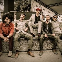 The California Honeydrops tickets at Ogden Theatre in Denver