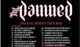 The Damned tickets at O2 Academy Glasgow, Glasgow