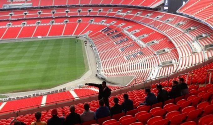 Wembley Stadium Tour tickets at Wembley Stadium, London