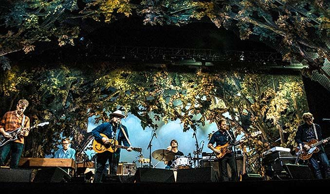 Wilco tickets at Arvest Bank Theatre at The Midland in Kansas City