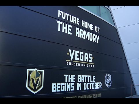 Highlights of the Vegas Golden Knights inaugural season schedule - AXS 4114978e7