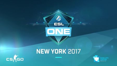 ESL One New York will bring the best of 'Counter Strike: Global Offensive' to Barclay's this September
