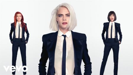 Watch: Cara Delevingne's first ever music video 'I Feel Everything'