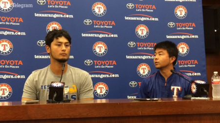 Rangers trade Darvish to the Dodgers
