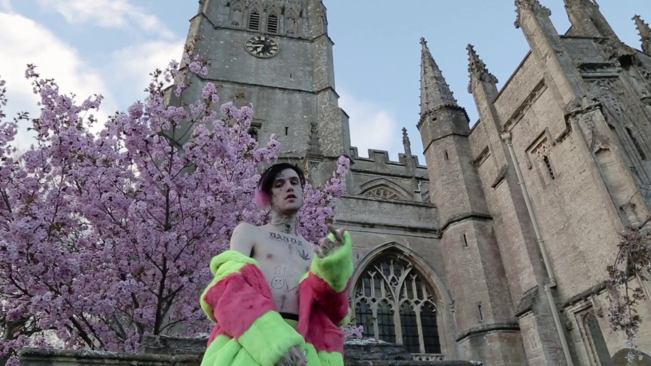 Lil Peep announces fall 'Come Over When You're Sober' world tour