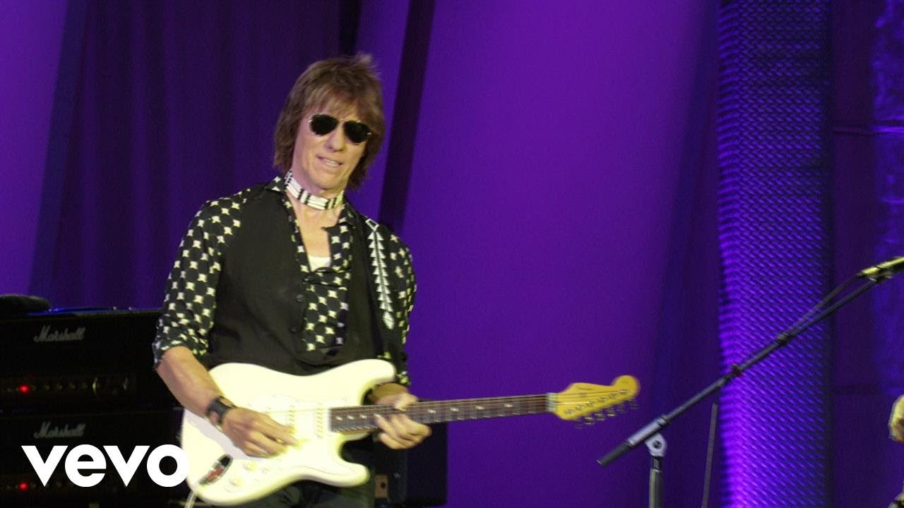 Jeff Beck's 50th anniversary concert at Hollywood Bowl to be released