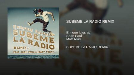 Listen: Matt Terry joins Enrique Iglesias and Sean Paul on 'Súbeme La Radio' remix