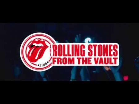 Rolling Stones return to 'Sticky Fingers' album for latest live 'From the Vault' release