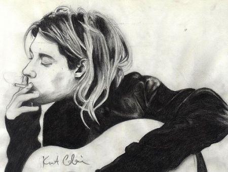 Art by Kurt Cobain to be featured at Seattle Art Fair