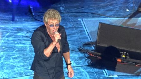 Watch: The Who perform 'Won't Get Fooled Again'  in Las Vegas