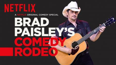 Watch: Brad Paisley debuts trailer for his new Netflix Original special