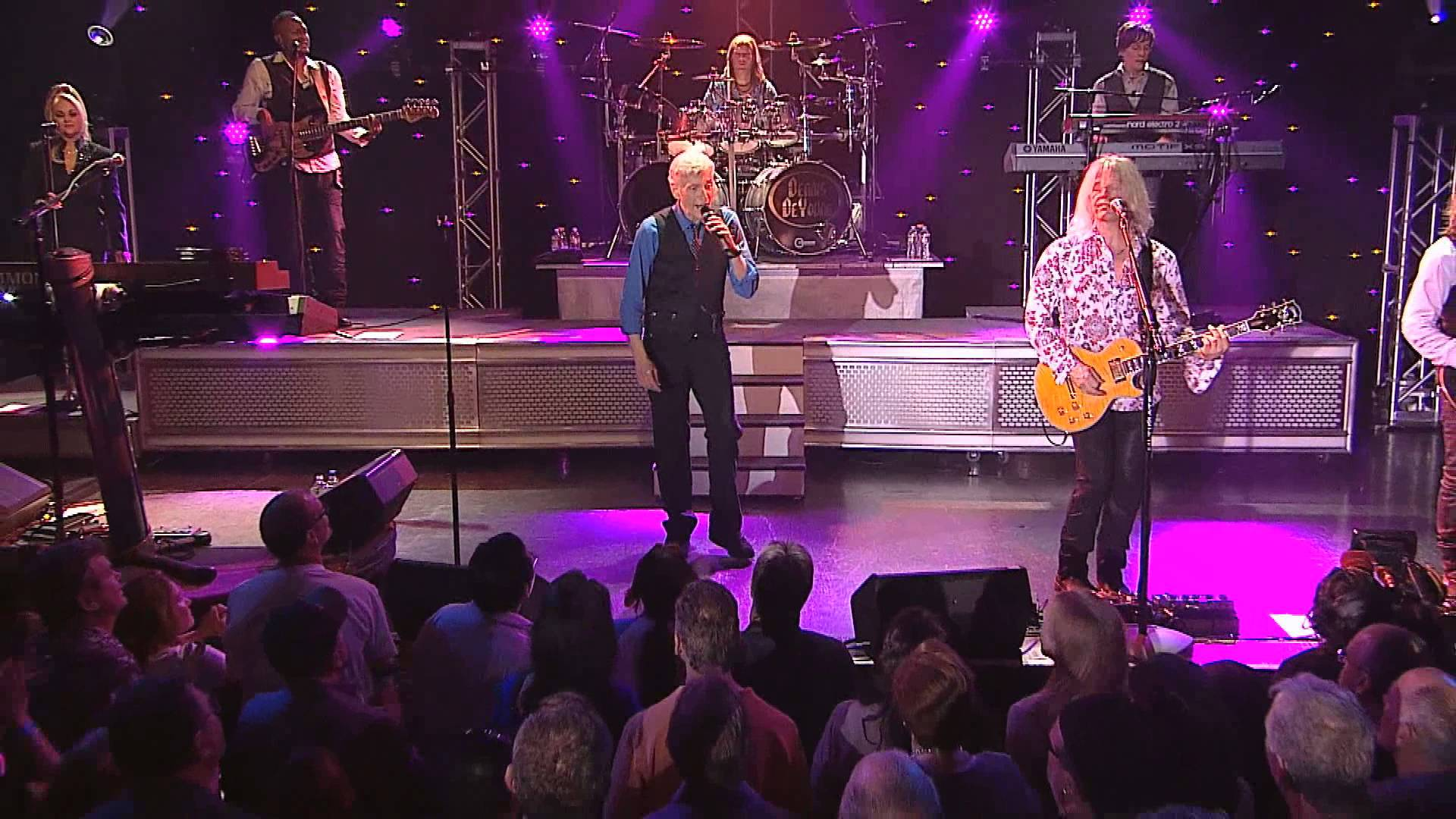 Dennis DeYoung brings the music of Styx to Arizona's Mesa Arts Center