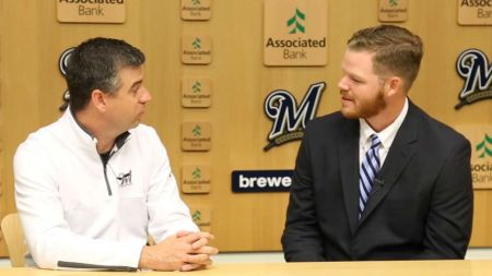 Woodruff impressive in MLB debut as Brewers pitcher