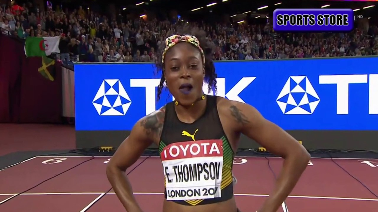 Bowie wins women's 100m gold at IAAF World Championships