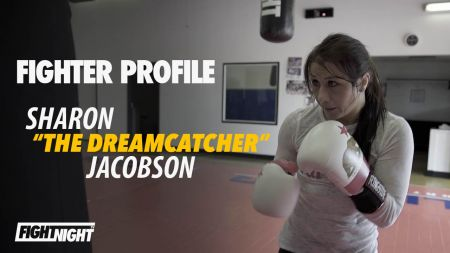 Invicta FC 25's Sharon Jacobson not concerned about ring rust