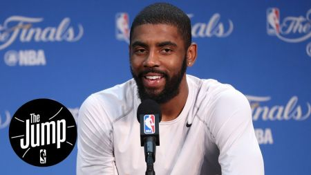 Former Cleveland Cavaliers GM praises Kyrie Irving