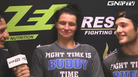 Invicta FC 25: Stephanie Egger has no problem fighting in hostile territory
