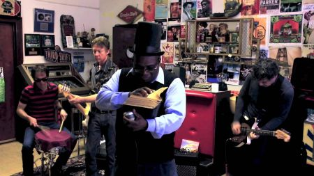 Barrence Whitfield and The Messengers to perform at The Sinclair